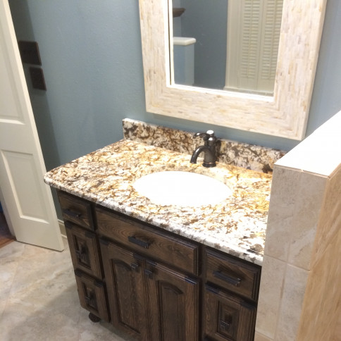 bathroom remodeling haughton la